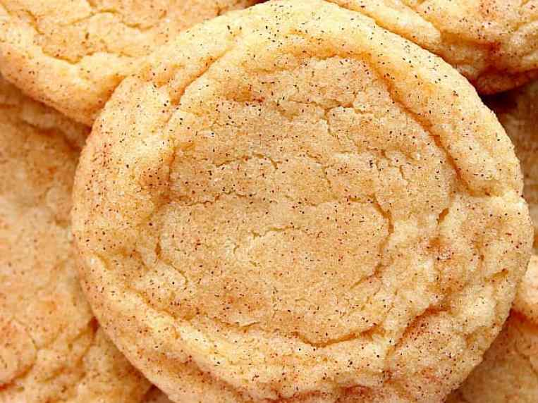 The Best Chewy Snickerdoodles Recipe