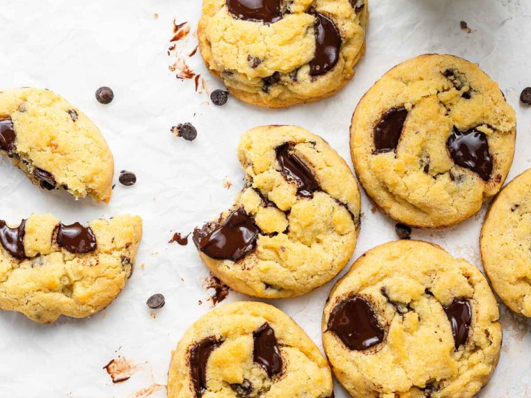 How To Make Chocolate Chip Cookies Without Brown Sugar And Butter