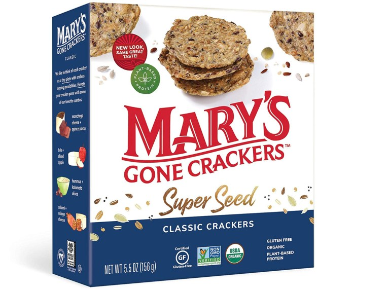 What Is The Healthiest Crackers To Eat