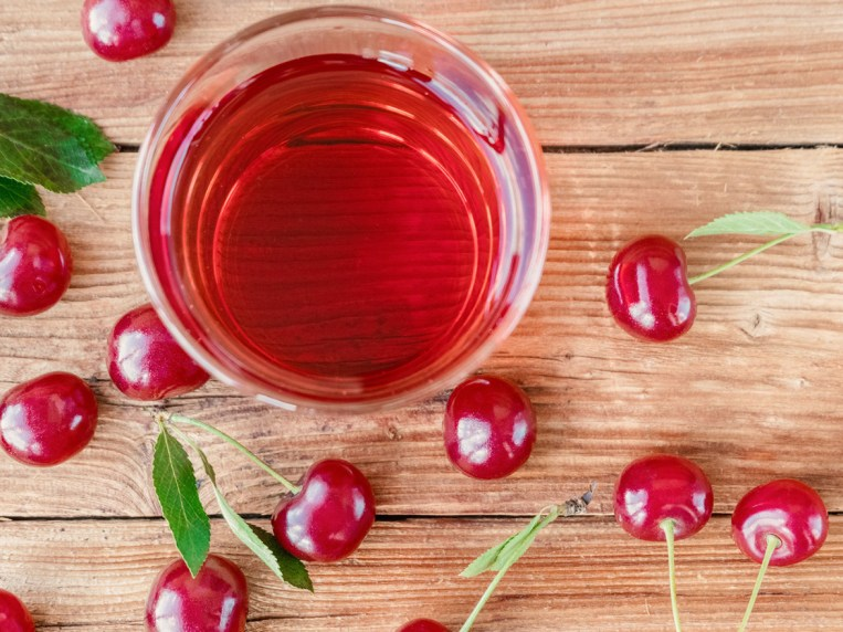 One Major Effect of Drinking Tart Cherry Juice, According To Experts
