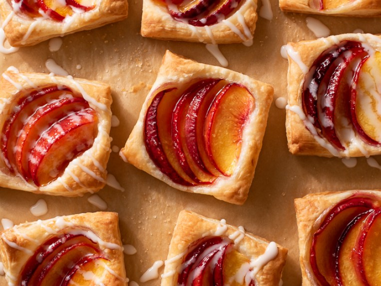 Tart With Puff Pastry Recipes