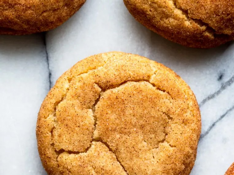Brown Butter Snickerdoodle Cookie Recipe