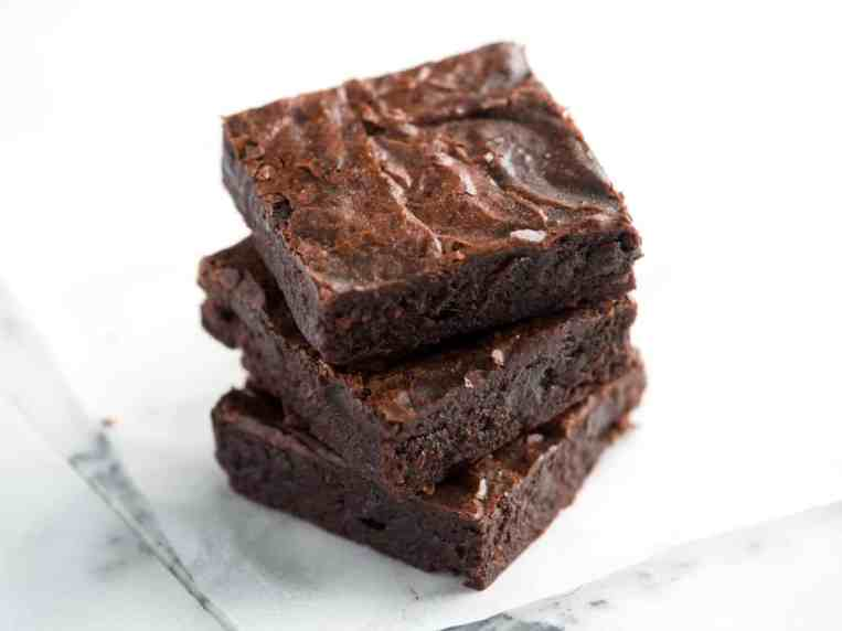 Easy Fudgy Brownies From Scratch (Our Favorite)