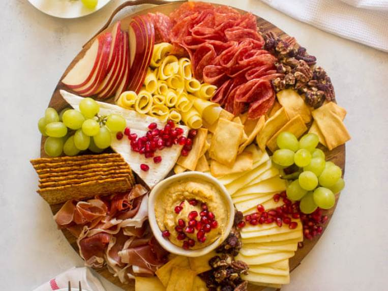 Cheese Platter 101 (How to Make a Cheese Platter)