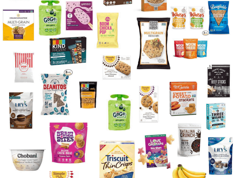51 Best Packaged Snacks for People with Diabetes