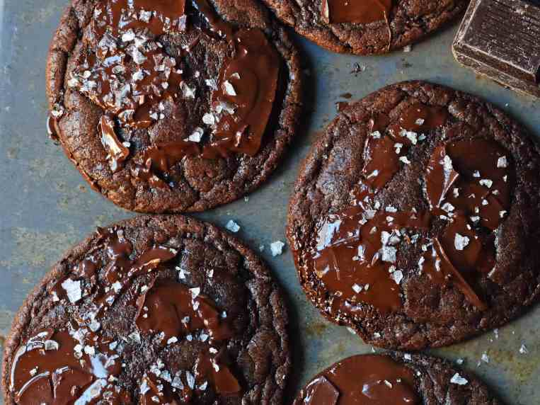 How to make PERFECT CHOCOLATE NUTELLA COOKIES