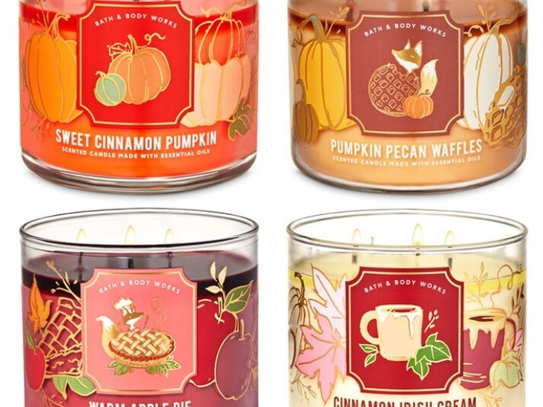 The Next Round Of Bath & Body Works Fall 2020 Candles Are Here