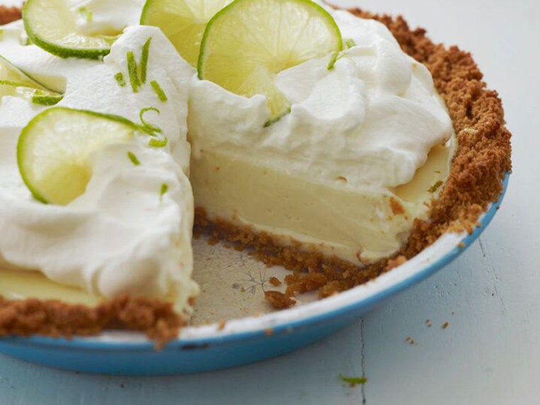 Best-Ever Key Lime Pie