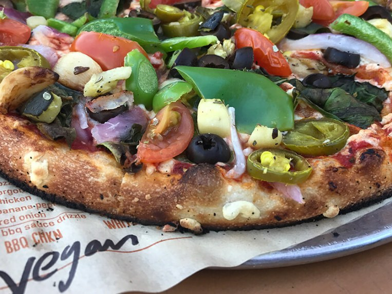 Get Your Vegan Pizza Delivery On