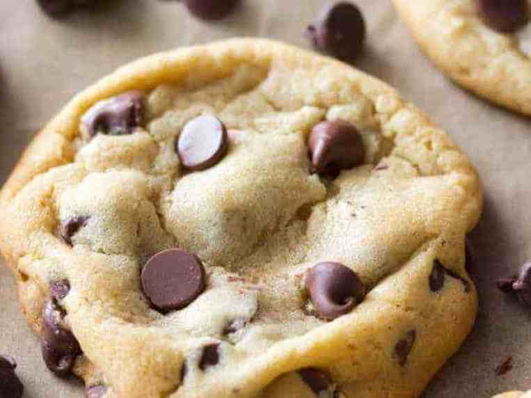 Perfect Homemade Chocolate Chip Cookies