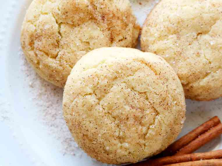 Snickerdoodle Recipe (Without Cream of Tartar)