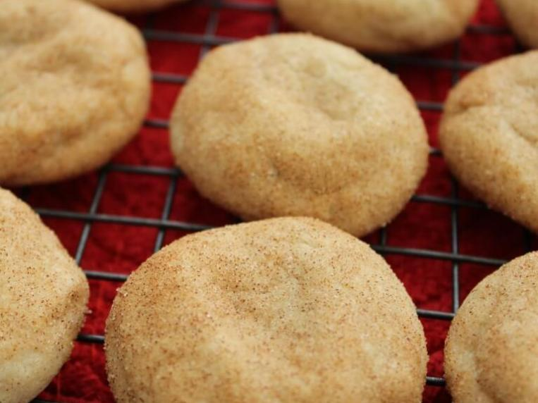 Easy Snickerdoodle Cookies Without Butter Recipe